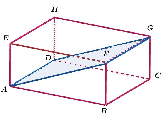 Bidang Diagonal Balok
