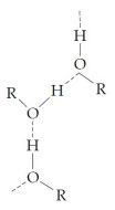 Ikatan Hidrogen Alkohol