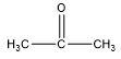 Rumus Struktur Keton Alkanon