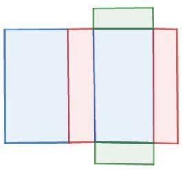 Segi Empat Jaring Jaring Prisma