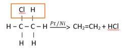 Eliminasi Senyawa Karbon