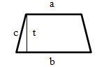 Geometri Trapesium
