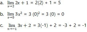 Jawaban Contoh Soal Kalkulus no 1