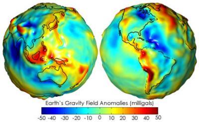 Bentuk Bumi Spheroid 2