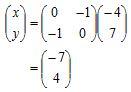 Contoh Soal Transformasi Geometri no 3