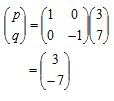 Contoh Soal Transformasi Geometri no 5a