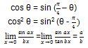 Contoh Soal Limit Trigonometri no 1 Bagian 2