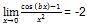 Contoh Soal Limit Trigonometri no 3 Bagian 2