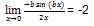 Contoh Soal Limit Trigonometri no 3 Bagian 3