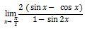 Contoh Soal Limit Trigonometri no 4 Bagian 1