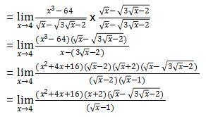 Contoh Soal Limit no 1 bagian 3