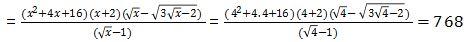 Contoh Soal Limit no 1 bagian 4