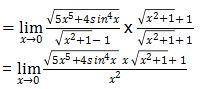Contoh Soal Limit no 3 bagian 2