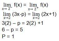 Contoh Soal Limit no 4 bagian 2