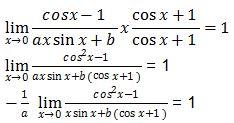 Contoh Soal Limit no 5 bagian 4