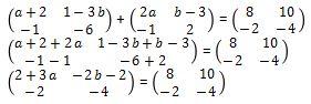 Contoh Soal Matriks no 2 bagian b