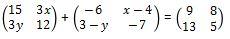 Contoh Soal Matriks no 3 bagian c