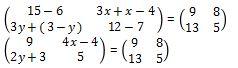 Contoh Soal Matriks no 3 bagian d