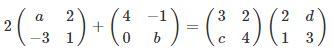 Contoh Soal Matriks no 4 bagian a