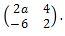 Contoh Soal Matriks no 4 bagian b
