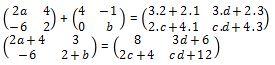 Contoh Soal Matriks no 4 bagian d
