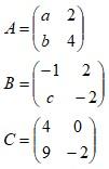 Soal UN Matematika SMA 5