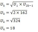 Contoh Soal Barisan Geometri 2